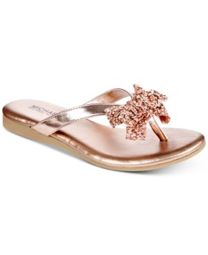 Michael Kors Demi Jell Sandals, Little Girls & Big Girls 5627655