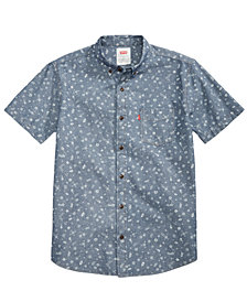 Levi's® Men's Floral Chambray Shirt