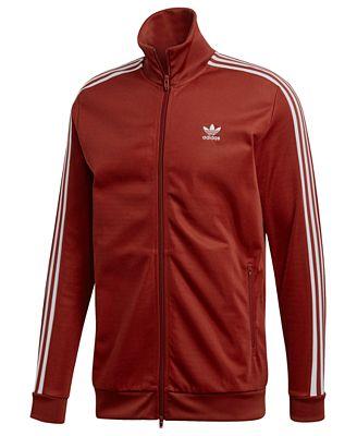 adidas Originals Men's adicolor Beckenbauer Track Jacket - Men's ...