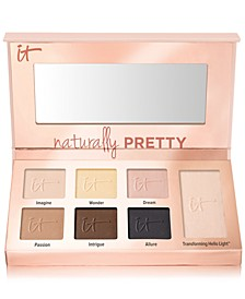 Naturally Pretty Essential Matte Luxe Transforming Eyeshadow Palette