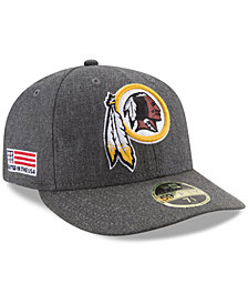 New Era Washington Redskins Crafted In America Low Profile 59FIFTY Fitted Cap