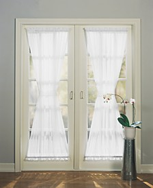 "Lichtenberg No. 918 Sheer Voile 59"" x 72"" Door Panel"
