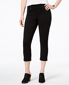 Style & Co Petite Avery Cropped Jeans, Created for Macy's