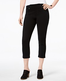 Style & Co Petite Avery Capri Jeans, Created for Macy's