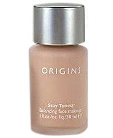 Origins Stay Tuned Balancing Face Makeup, 1 oz.