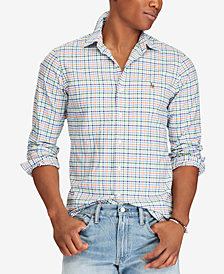 Polo Ralph Lauren Men's Plaid Shirt