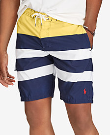 "Polo Ralph Lauren Men's Big & Tall 8-1/2"" Kailua Swim Trunks"