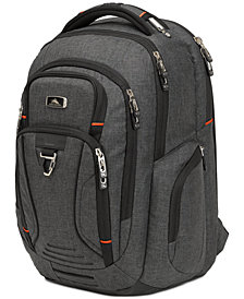 High Sierra Men's Endeavor Elite Backpack