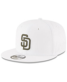 New Era San Diego Padres Fall Shades 9FIFTY Snapback Cap