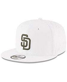 New Era San Diego Padres Fall Shades 9FIFTY Snapback Cap