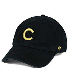 '47 Brand Chicago Cubs Metallic CLEAN UP Cap