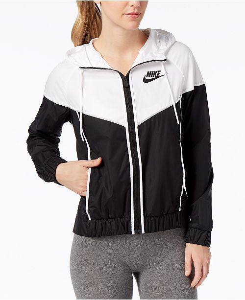 Nike Sportswear Windrunner Hooded Jacket  Nike Sportswear Windrunner Hooded  Jacket ... 09216ff19