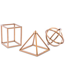 Zuo Geo Shapes, Set of 3