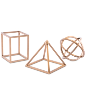 Zuo Geo Shapes, Set of...
