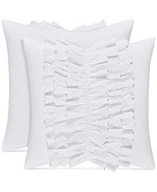 """Piper & Wright Stella 18"""" Square Decorative Pillow"""