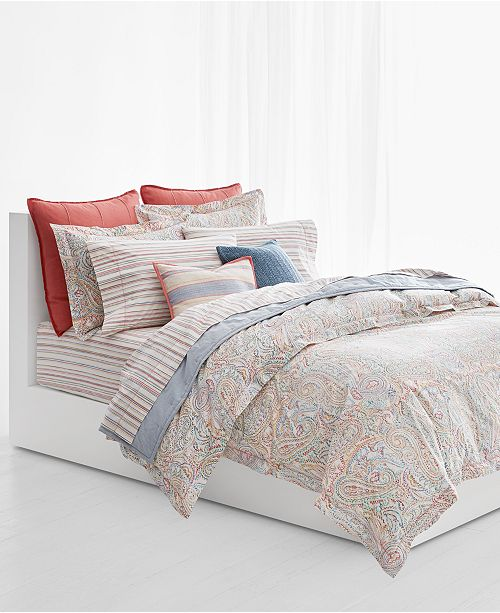 1b6cc906f0e40 Lauren Ralph Lauren Cayden Bedding Collection   Reviews - Bedding ...