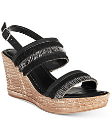 Tuscany by Easy Street Zaira Wedge Sandals