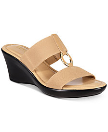 Tuscany by Easy Street Marietta Wedge Sandals