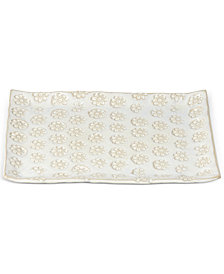 Lenox-Wainwright Boho Garden Rectangular Platter, Created for Macy's