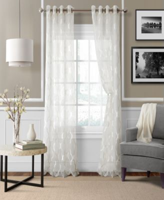 "Sonata Sheer Grommet 52"" x 84"" Panel"