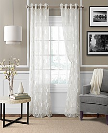 Sonata Sheer Grommet Panel Collection