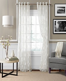 Elrene Sonata Sheer Grommet Panel Collection