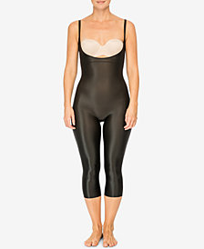 SPANX Women's  Suit Your Fancy Open-Bust Catsuit 10155R