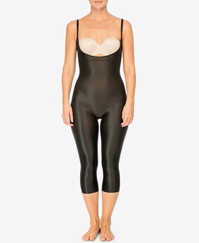 SPANX Suit Your Fancy Firm-Control Open-Bust Catsuit 10155R
