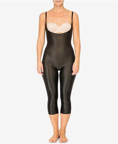 d99364ec77ef27 SPANX Women's Suit Your Fancy Open-Bust Catsuit 10155R & Reviews ...
