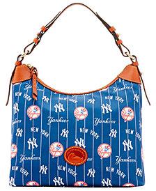 Dooney & Bourke New York Yankees Nylon Hobo