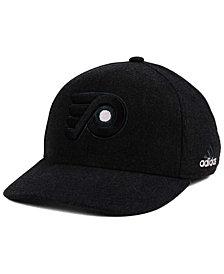 adidas Philadelphia Flyers Black Tonal 873 Flex Cap