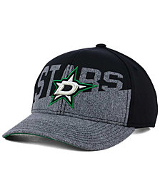 adidas Dallas Stars Slashing Adjustable Cap