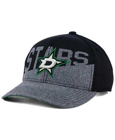 adidas Dallas Stars Slashing Adjustable Cap