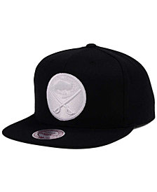 Mitchell & Ness Buffalo Sabres Respect Snapback Cap