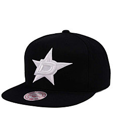 Mitchell & Ness Dallas Stars Respect Snapback Cap