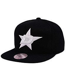 Mitchell & Ness Dallas Stars Respect Snapback Cap