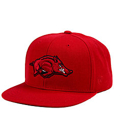 Top of the World Arkansas Razorbacks Extra Logo Snapback Cap