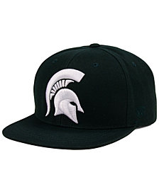 Top of the World Michigan State Spartans Extra Logo Snapback Cap