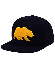 Top of the World California Golden Bears Extra Logo Snapback Cap