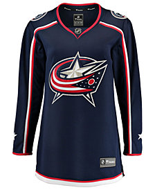 Fanatics Women's Columbus Blue Jackets Breakaway Jersey