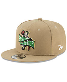 New Era Boston Celtics Team Banner 9FIFTY Snapback Cap