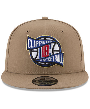 cheap for discount 9cf4b 183d4 New Era Los Angeles Clippers Team Banner 9FIFTY Snapback Cap - Sports Fan  Shop By Lids - Men - Macy s
