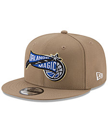 New Era Orlando Magic Team Banner 9FIFTY Snapback Cap