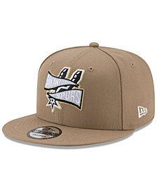 New Era San Antonio Spurs Team Banner 9FIFTY Snapback Cap