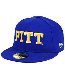 Pittsburgh Panthers Vault 59FIFTY Fitted Cap
