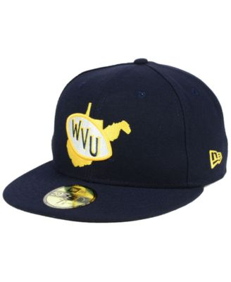 online retailer 1575a 0b320 ... low price new era west virginia mountaineers vault 59fifty fitted cap  sports fan shop by lids