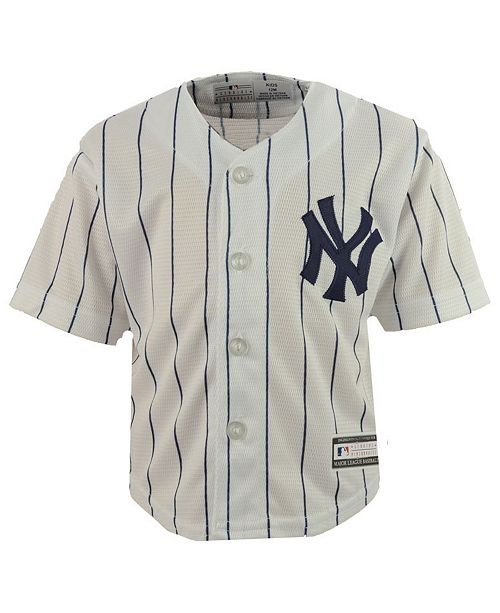 hot sale online af983 c18b6 Aaron Judge New York Yankees Player Replica Cool Base Jersey, Infants  (12-24 Months)