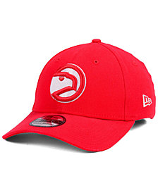 New Era Atlanta Hawks Hardwood Classic Nights Six 39THIRTY Cap