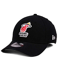 New Era Miami Heat Hardwood Classic Nights Six 39THIRTY Cap