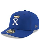 37dcce755f9 New Era Kansas City Royals Low Profile Batting Practice Pro Lite 59FIFTY  Fitted Cap